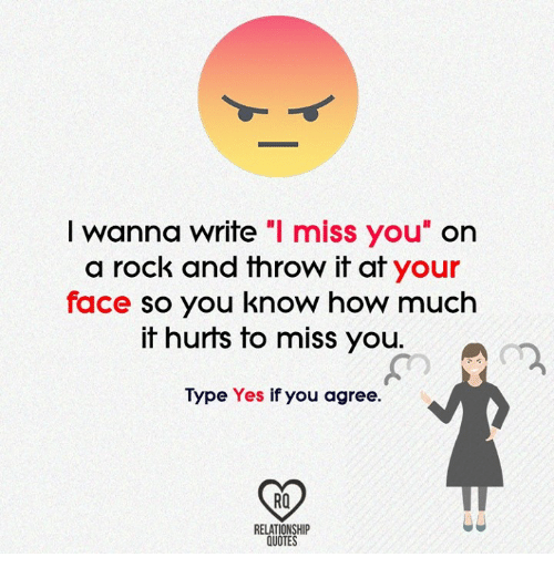 Miss you quotes i relationship 33 Quotes