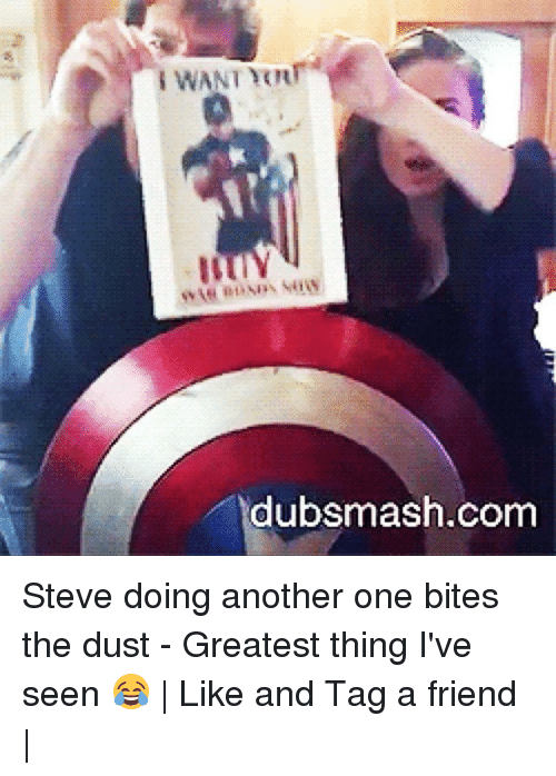 Another One, Another One, and Memes: i WANT  dubsmash.com Steve doing another one bites the dust - Greatest thing I've seen 😂 | Like and Tag a friend |
