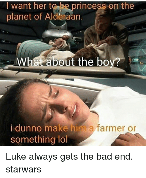 i want her to princess on the planet of alderaan 23081445 dating a farmer memes turningfurther ml