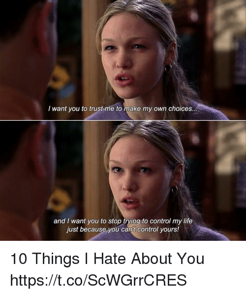 ten things i like about you movie