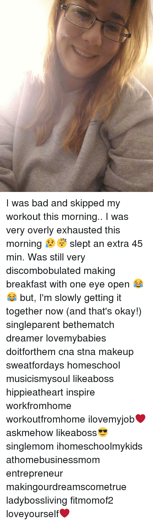 Memes breakfast and entrepreneur i was bad and skipped my workout this morning