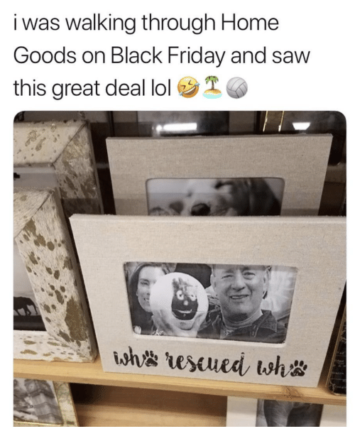 I Was Walking Through Home Goods On Black Friday This Great Deal Lol