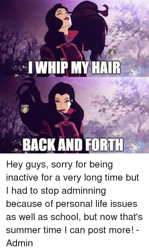 i whip my hair back and forth hey guys sorry 4406759 ✅ 25 best memes about whip my hair back and forth whip my hair
