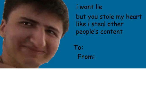 25 Best Memes About Valentines Day Cards  Valentines Day