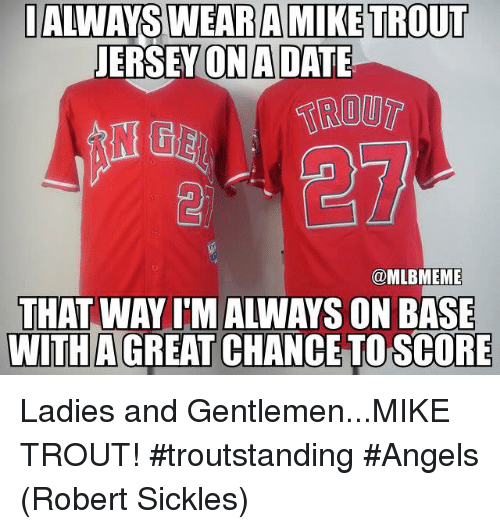 trout dating quotes dating me