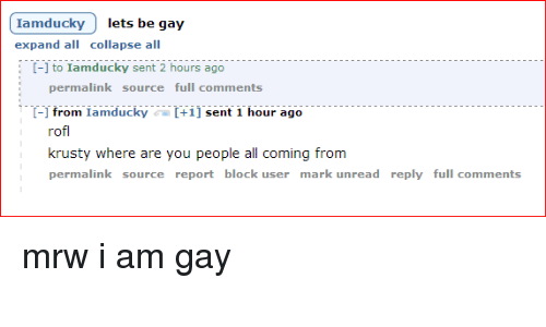 Ets and gay