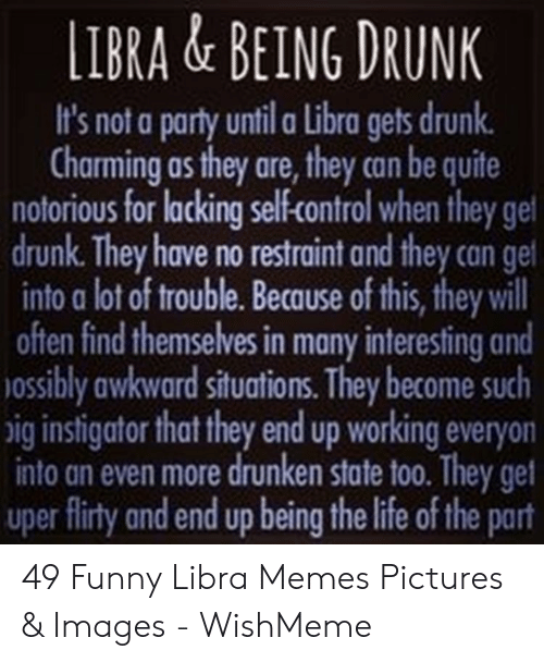 Ibra Being Drunk It S Not A Party Until A Libra Gets Drunk