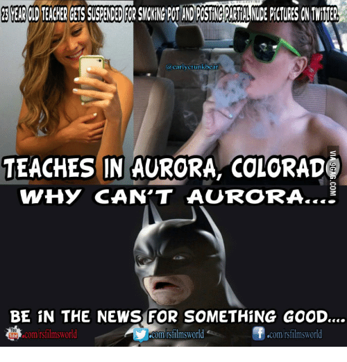 Id A Carly Crunk Bear Teaches In Aurora Colorado Why Cant Aurora Be