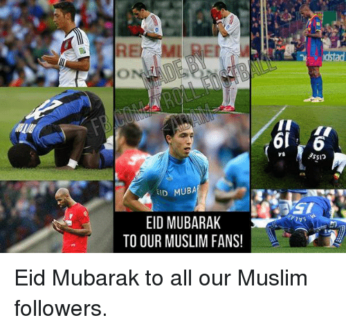id muba eid mubarak to our muslim fans in dstad 11130699 25 best eid mubarak memes here memes, jays memes, other memes