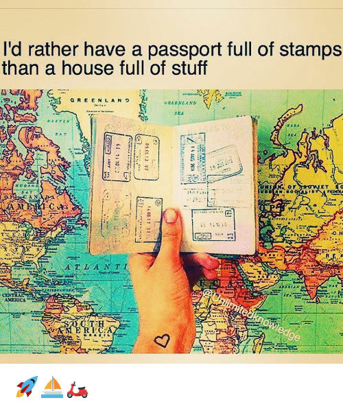 These colored contacts have more stamps in their passport than you