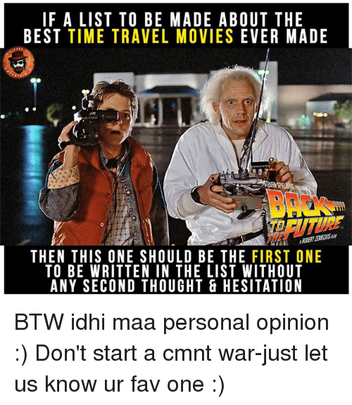 Time To Go Home Quotes: 25+ Best Best Time Travel Movies Memes