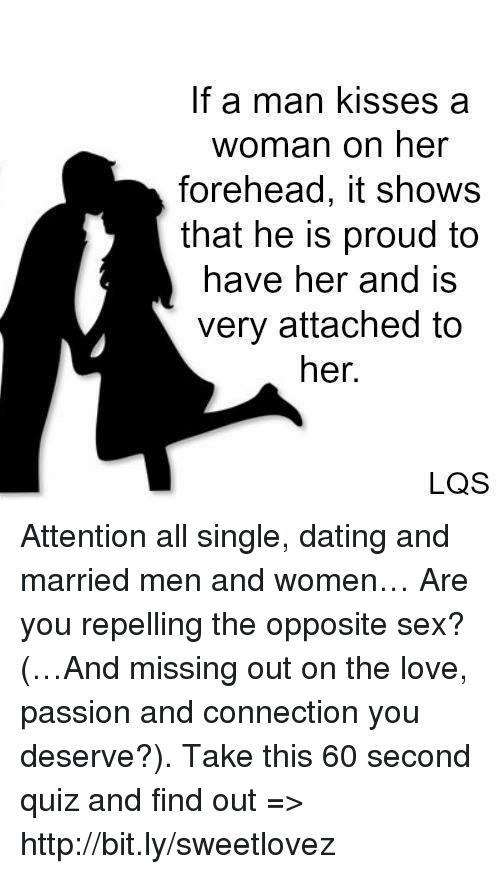 Dating attached man