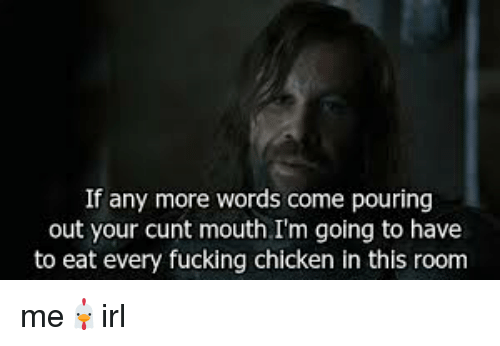 Cunt In Mouth