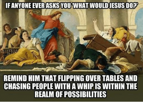 Image result for jesus whipping pharisees