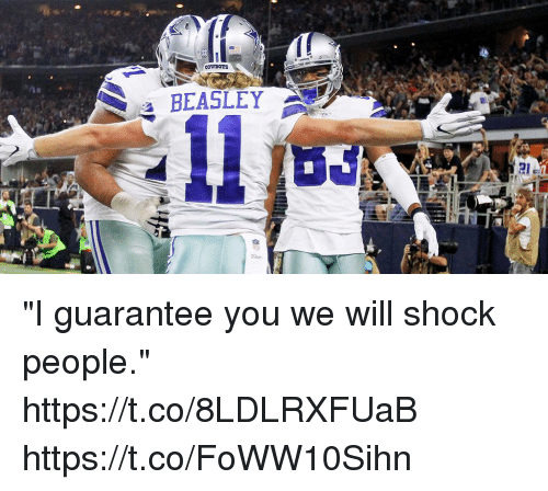 "Memes, 🤖, and Shock: if  BEASLEY  al ""I guarantee you we will shock people."" https://t.co/8LDLRXFUaB https://t.co/FoWW10Sihn"
