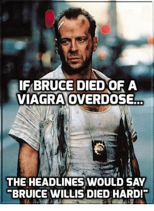 Death from viagra