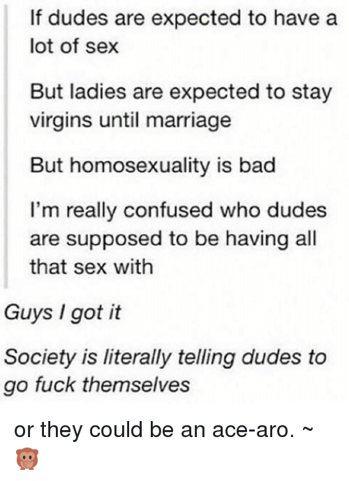 Is it bad to have a lot of sex