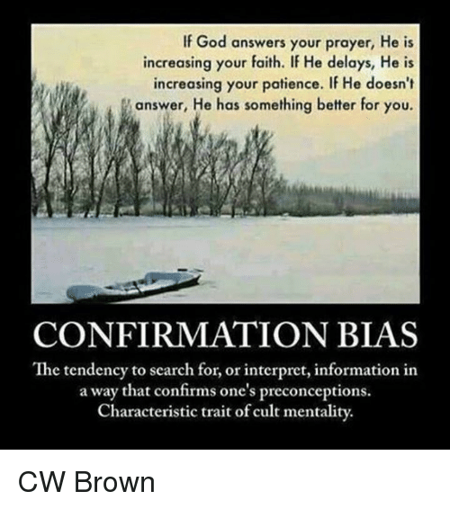 If God Answers Your Prayer He Is Increasing Your Faith If He Delays