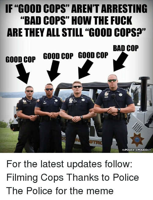Opinion Bad fuck the police the true