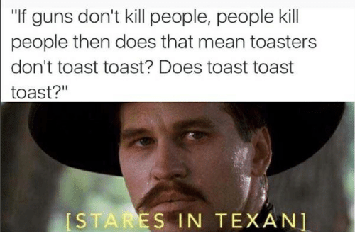 stares in texan