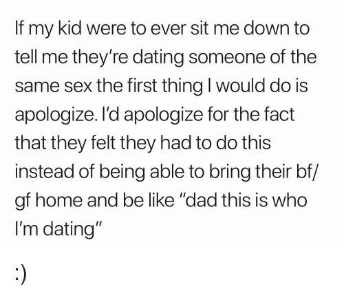 dating someone without a dad