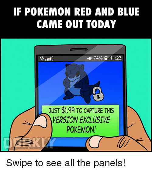 if pokemon red and blue came out today 74 1 23 17521847 ✅ 25 best memes about pokemon red pokemon red memes