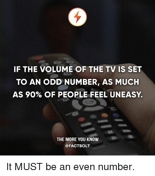 if the volume of the tv is set to an 26843677 ✅ 25 best memes about the more you know the more you know memes