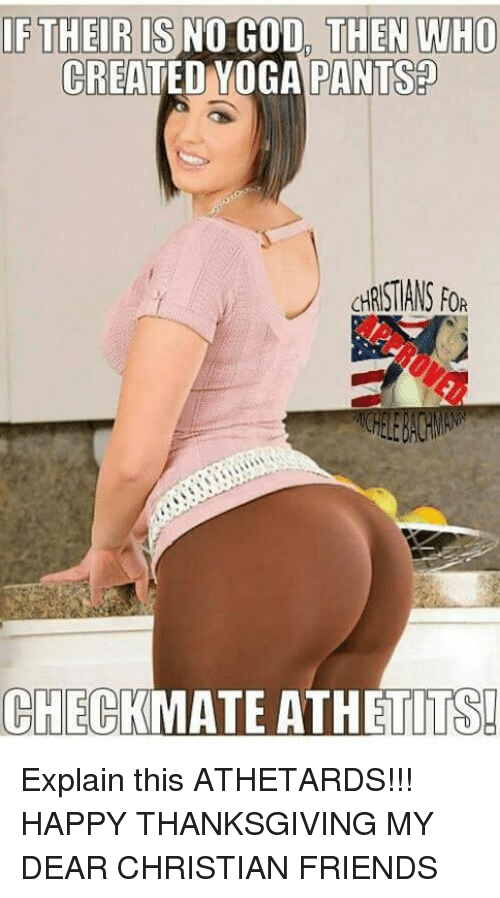 Who invented yoga pants