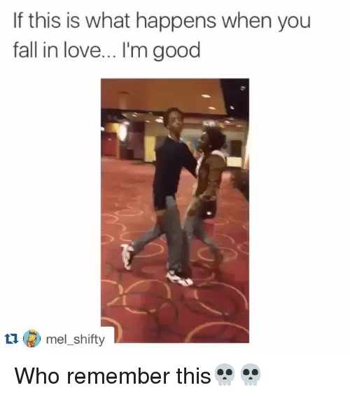 what happens when you fall