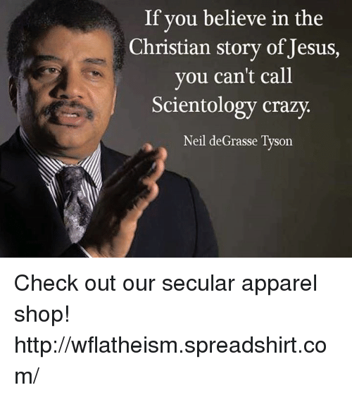 if you believe in the christian story of jesus you 5608255 ✅ 25 best memes about scientology scientology memes