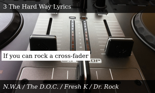 If You Can Rock a Cross-Fader | Donald Trump Meme on ME ME