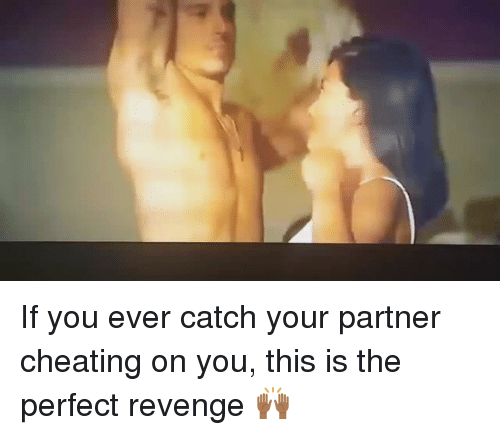 revenge on cheating partner