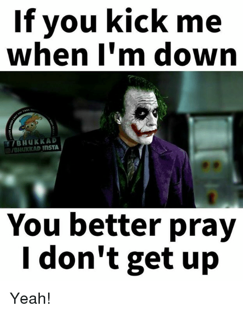 You Better Pray