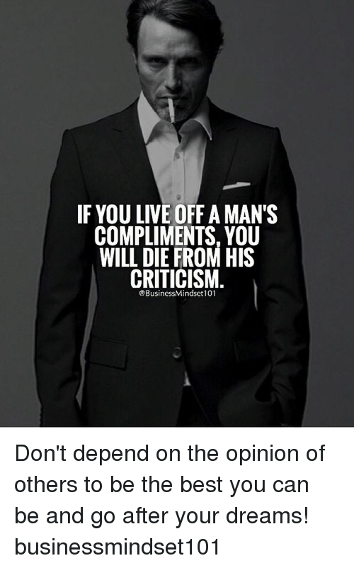 Manly compliments