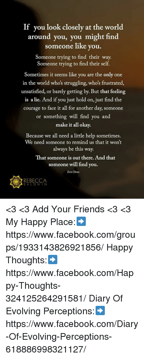 how to find someone private facebook groups