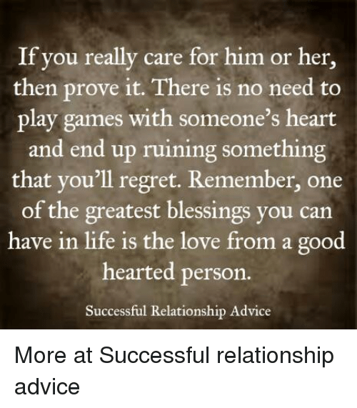 Prove to her you love her