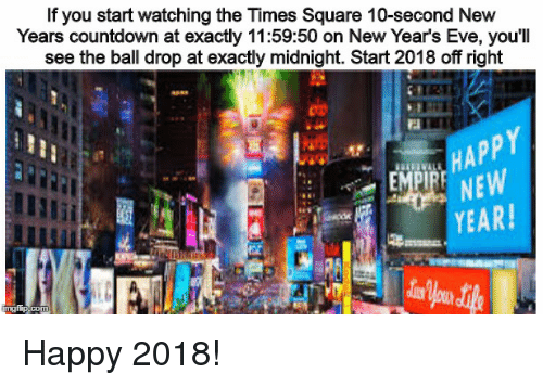 What Channel Is New Years Eve Ball Drop On