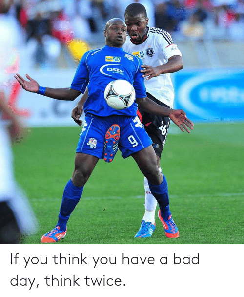 Bad, Bad Day, and Day: If you think you have a bad day, think twice.