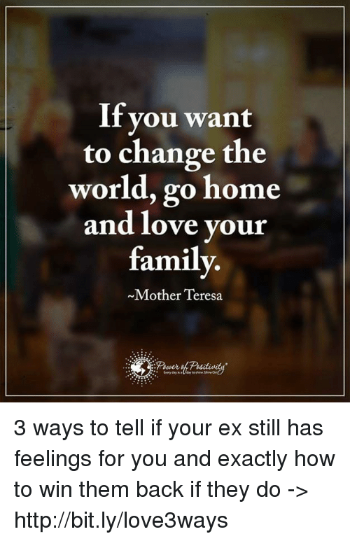 How to tell if they love you