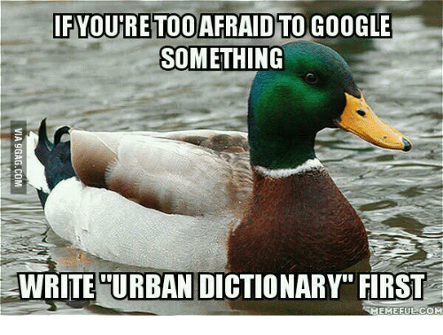 if your etooafraid to google something write urban dictionary first 14088489 ✅ 25 best memes about fresh urban dictionary fresh urban,Memes Urban Dictionary