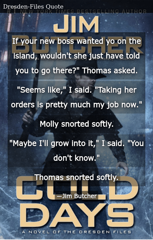 If Your New Boss Wanted Yo on the Island Wouldn\'t She Just ...