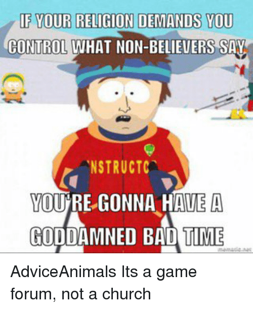 what to say to non believers