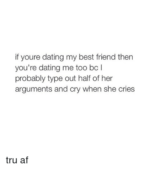 Dating a friend best friend