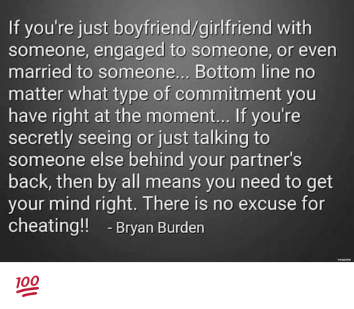 If you're dating someone are they your boyfriend