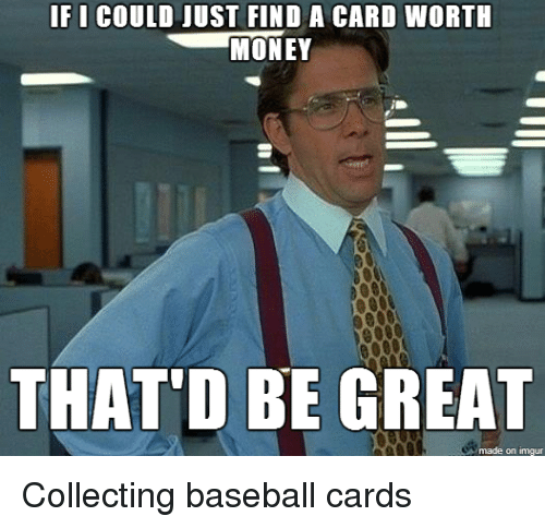 Image result for meme baseball cards