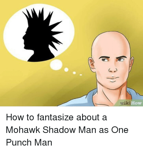 One-Punch Man, How To, and How: ikiHow