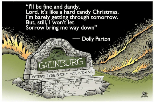 candy memes and gateway ill be fine and dandy - Dolly Parton Hard Candy Christmas