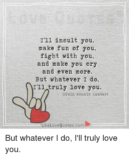 How to win ai love you more fight