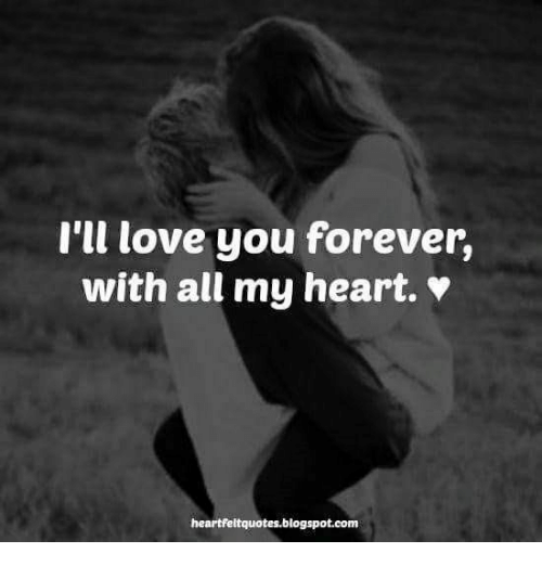 Ill Love You Forever With All My Heart -2483