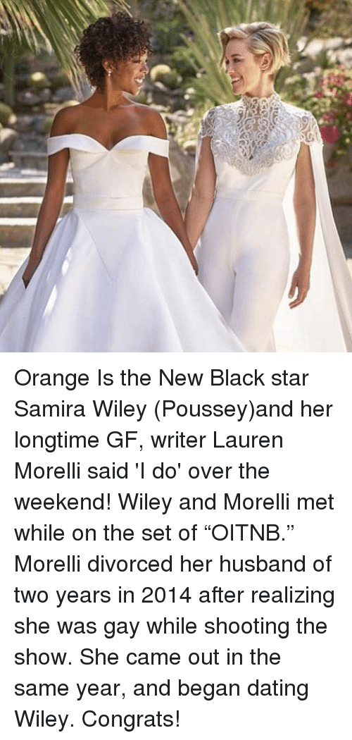 Samira Wiley and Her Girlfriend Lauren Morelli Are Engaged